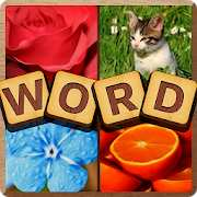 4 pic 1 word