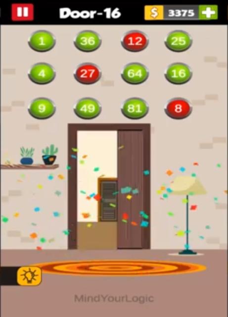 Escape Room : Math Doors Level 16 Answer[Explained