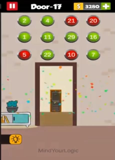 Escape Room : Math Doors Level 17 Answer[Explained ...