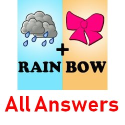 2 Pic 1 Word Answers All Level [In One Page] - Puzzle4U Answers