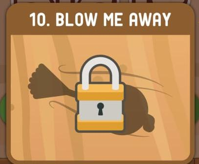 Dig it BLOW ME AWAY [10-1 to 10-20] Solution and Walkthrough
