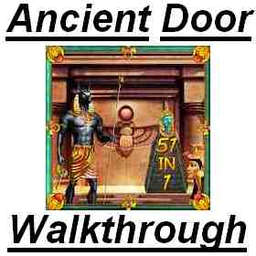 Ancient Doors Escape Solutions All Stages Walkthrough Puzzle4u Answers