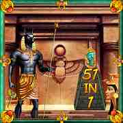 Ancient door escape